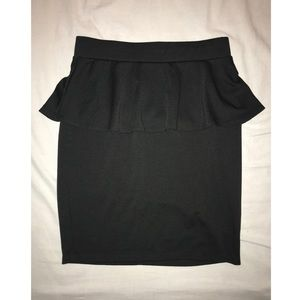 Mossimo Supply Co. Skirts - Peplum Pencil Skirt